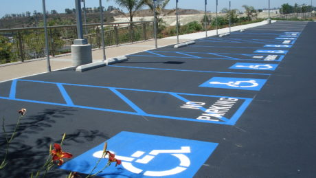 richmond, blacktop, parking lot, paving, asphalt, striping, concrete