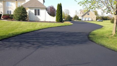 Residential Driveway Maintenance