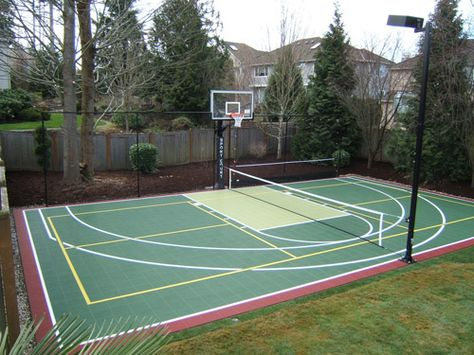 Sports Court Vancouver BC | Installation Repair Resurface ...