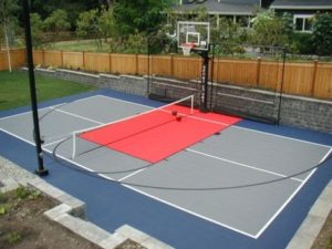 Sports Court Vancouver BC