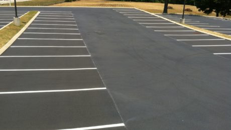 parking lot pavement , Paving services Vancouver