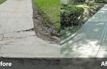 Concrete Pavement Repair , Paving services Vancouver